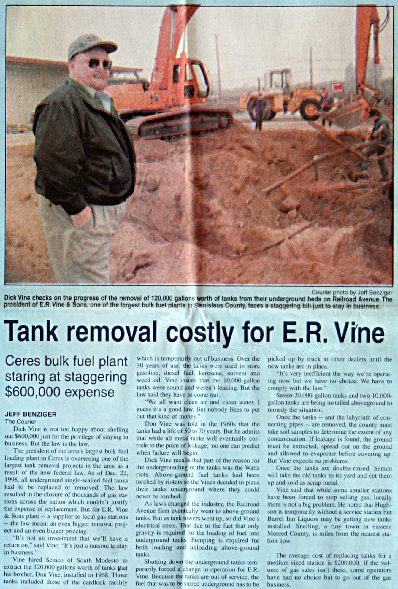 web_Ceres_Courier-Tank_Removal_Costly_for_ER_Vine_-_1-19-1999